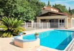 Location vacances Seillans - Holiday Home La Sorella - Sel130-1