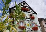 Hôtel Mittelbergheim - La Bonne Franquette-1