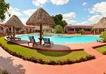 Hôtel Uxmal - Hacienda Inn-1