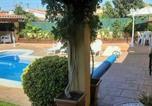 Location vacances Bellvei - Zona tranquila con piscina y barbacoa privadas-2
