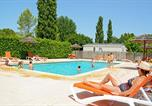 Camping avec Piscine Herqueville - Camping Les Fouguieres-1