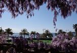 Hôtel Bormes-les-Mimosas - L'ilot Fleuri-1