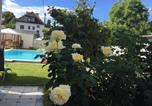 Location vacances Klagenfurt - City Studio Apartment with Pool & Garden-4