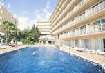 Hôtel Llucmajor - Azuline Hotel Bahamas y Bahamas Ii-1