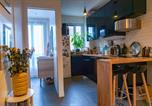 Location vacances  Seine-Saint-Denis - Hostnfly apartments - Superb apt very charming near La Villette-4