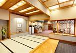 Hôtel Nagano - Wafu no Yado Masuya-1