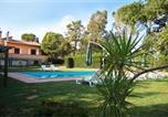 Location vacances  Province de Viterbe - Corchiano Villa Sleeps 8 Pool Wifi-1