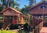 Location vacances Ilhéus - Bambu Chalé Flor da Vida-1