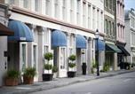 Hôtel Charleston - Kings Courtyard Inn-1