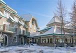 Hôtel Banff - Pocaterra Inn & Waterslide-3