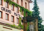 Hôtel Banská Štiavnica - Hotel & Penzión Grand Matej-2