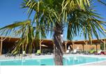 Camping avec Piscine Vaucluse - Camping Lodges en Provence-2