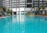 Location vacances Klang - D'sha Homestay I-City Shah Alam-2