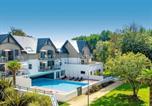 Hôtel Bretagne - Résidence Vacances Bleues Les Jardins d'Arvor-1