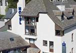 Hôtel Chaudes-Aigues - Best Western Le Relais de Laguiole Hôtel & Spa-2