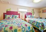 Hôtel Moab - Lodge 8 - Downtown location. Studio with shared hot tub. Minutes to Arches N.P.-1