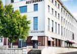 Hôtel Montierchaume - Best Western Plus Hôtel Colbert