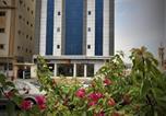 Hôtel Taif - Gardens View Aparthotel-1