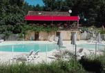 Camping avec Piscine Saint-Cirq-Lapopie - Camping La Truffière-3