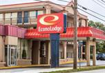 Hôtel Atlanta - Econo Lodge Airport-1