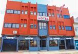 Hôtel Bénin - Diamond hotel-4