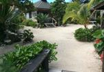 Location vacances Arorangi - Napa Beachfront Hideaway-2