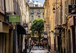 Location vacances Aix-en-Provence - Couronne Studio-1