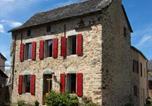 Hôtel Tauriac-de-Naucelle - La Ferme de Chantevent-1