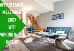 Location vacances Hyères - Le Charme du médiéval dans un appartement cosy-1