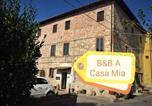 Hôtel Province de Pise - B&B A Casa Mia-3