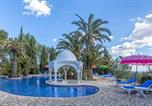 Location vacances Santa Eulària des Riu - Can Codolar Villa Sleeps 12 Pool Air Con Wifi-3
