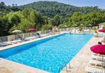 Camping avec Quartiers VIP / Premium Alpes-Maritimes - Sites et Paysages Les Pinèdes-2