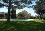Location vacances Cabra del Camp - Mas Carlons- Masia Rural-3