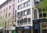 Hôtel Francfort-sur-le-Main - City Centre Hotel Neue Kräme am Römer-1