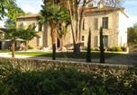 Hôtel Tourliac - Château du Rayet-3