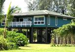 Location vacances Princeville - Hale Koaniani home-1