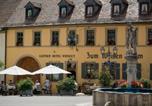 Hôtel Dettelbach - Gasthof zum Weißen Lamm-1
