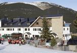 Hôtel Coll de Nargó - Hotel Serhs Ski Port del Comte-3