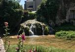 Location vacances Hautefort - Les Glycines Studio Apartment-3