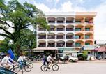 Hôtel Cambodge - Central Hostel-2