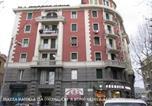 Hôtel Ville métropolitaine de Gênes - Albergo Massena-4