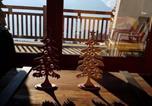 Location vacances  Vallée d'Aoste - Baita di charme con vista meravigliosa-4