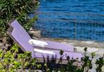 Location vacances Schignano - Villa Donati with access to the lake-3
