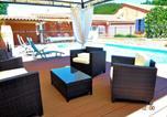 Location vacances Saignon - Maison d'une chambre a Gargas avec piscine privee jardin clos et Wifi a 86 km de la plage-4