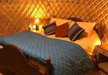 Location vacances Athy - Mcclure Yurt at Carrigeen Glamping-1