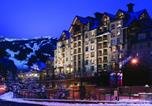 Hôtel Whistler - Pan Pacific Whistler Village Centre-1