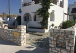 Hôtel La plage de Kolymbithrès - Aiolos Studios-1