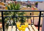 Location vacances Málaga - Two bedroom apartment with a view in Malaga Centre-2