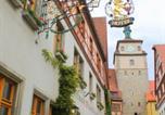 Hôtel Rothenburg ob der Tauber - Tilman Riemenschneider-1