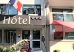 Hôtel Saint-Julien-en-Genevois - Savoie Hotel aux portes de Genève Petit déjeuner compris